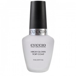 CUCCIO Γυαλιστικό High Gloss Top Coat 13ml