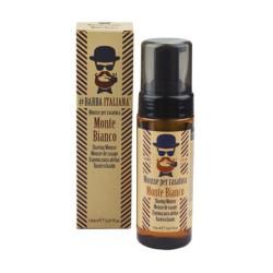 Barba Italiana Mousse Ξυρίσματος Monte Bianco 150ml