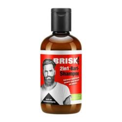 Brisk Beard 2in1 Shampoo 150ml