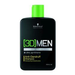 Schwarzkopf Professional [3D]MENSION Anti-Dandruff Shampoo 250ml