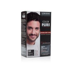 Lorvenn Color Pure 30 Μόνιμη Βαφή Για Άνδρες 40ml