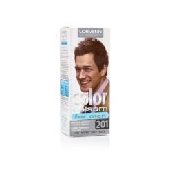 Lorvenn Color Balsam 201 Χρωμογαλάκτωμα Για Άνδρες 30ml