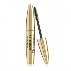 Golden Rose Wonder Lash Mascara 12x Volume & Lash Lift Black