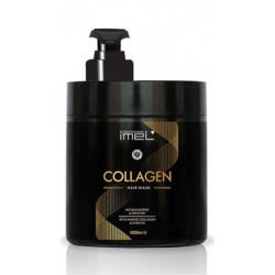 IMEL Μάσκα Μαλλιών Με Κολλαγόνο 1000ml