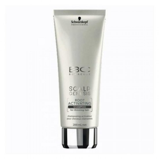 Schwarzkopf BC Bonacure Scalp Genesis Root Activating Shampoo 200ml