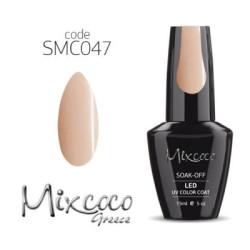 047 Ημιμονιμο Βερνικι Mixcoco 15ml
