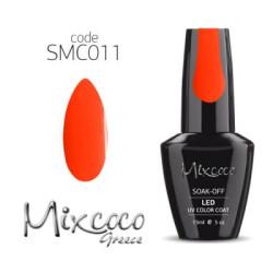 011 Ημιμονιμο Βερνικι Mixcoco 15ml