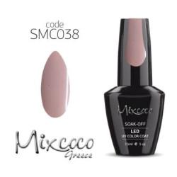 038 Ημιμονιμο Βερνικι Mixcoco 15ml