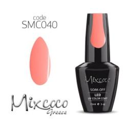 040 Ημιμονιμο Βερνικι Mixcoco 15ml